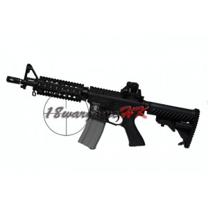 A.P.S. M4 CQB Electric Blowback Rifle (ASR 102)