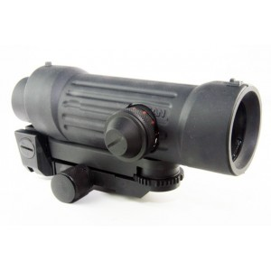 Elcan Type Tactical Illuminated Red Green Scope With QD Mount for Airsoft SC-0126