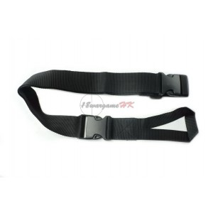 BigDragon 1 Point 2 Inch QD Sling with Loop Attachement BK BD2433