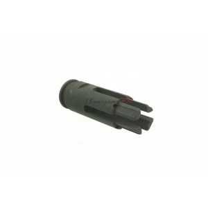 Army Force Steel FH556 Type Flash Hider for Airsoft (14MM/CCW) AF-FL0007