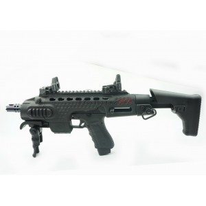 APS Complete Carbine With ACP601 CO2 Airsoft GBB ACP603X