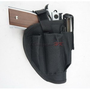 Medium Belt Holster BK (RH) DT-HL001