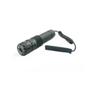 532nm Green Laser Pointer with Tail & 20mm Mount LA-JG018