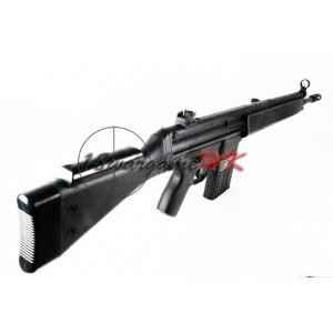 L&H G3A3 Metal Body AEG SMG Rifle (M3A4) LH-AEG-M3A4